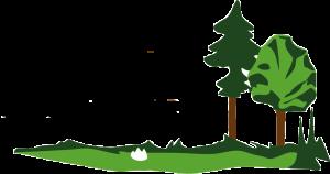 Bäume freigestellt