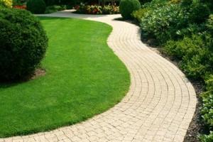 Gartenbau - Wege gestalten
